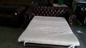 BALMORAL SOFA BED - Classic Chesterfield