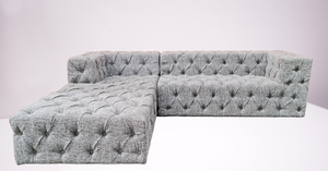 FABRIC BARCELONA SOFA/CHAISE