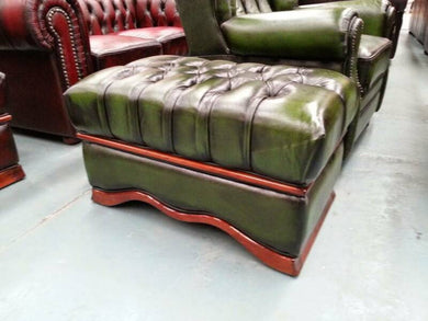 Chesterfield Box Stool