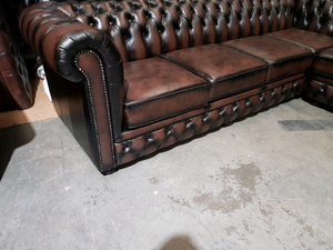 PREMIER L-SHAPE CHESTERFIELD - Classic Chesterfield