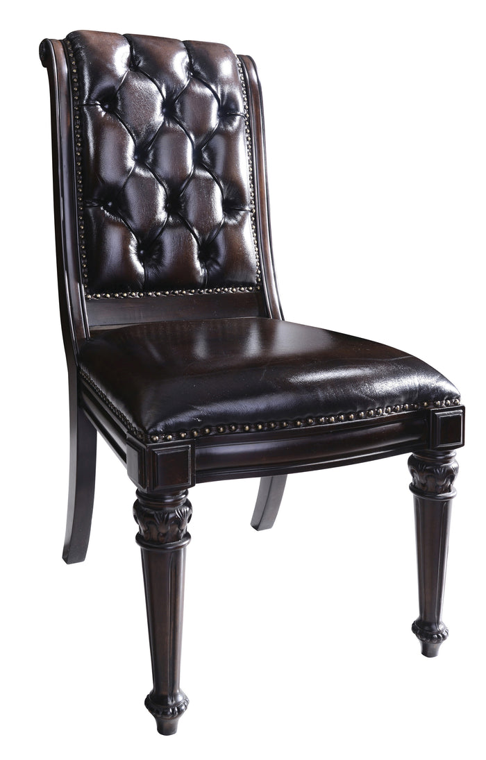 MILANO DINING CHAIR CHESTERFIELD