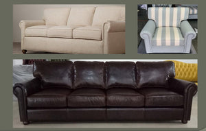 MADISON SOFA - Classic Chesterfield
