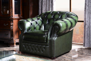 BALMORAL CHESTERFIELD - Classic Chesterfield
