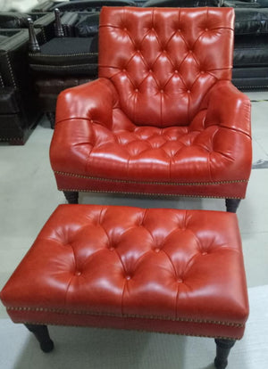 BRANDO CHAIR CHESTERFIELD - Classic Chesterfield