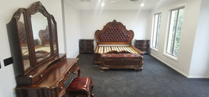 QUEEN ANNE BEDROOM PACKAGE DEAL - Classic Chesterfield
