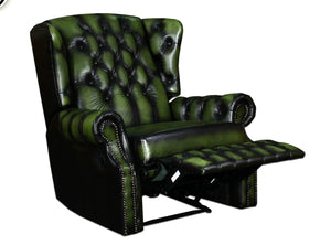 STUNNING WING RECLINER CHAIR