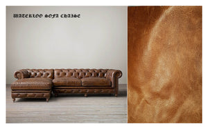 WATERLOO CHAISE SOFA