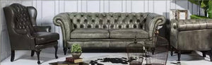 ALEXANDRIA CHESTERFIELD - Classic Chesterfield