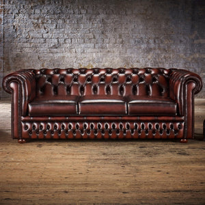 PREMIER  SOFA BED - Classic Chesterfield