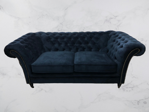 ALEXANDRIA  FABRIC CHESTERFIELD