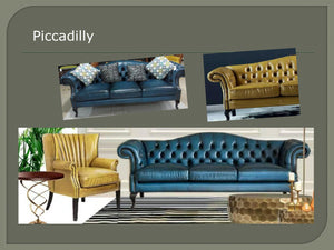 Piccadilly Vintage Chesterfield - Classic Chesterfield