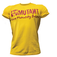 Load image into Gallery viewer, Mutant T-Shirt Yellow