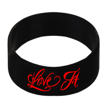 Load image into Gallery viewer, 5% Nutrition Wrist Band Love It Kill It