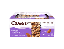 Load image into Gallery viewer, Quest Nutrition Snack Bars 12x43g