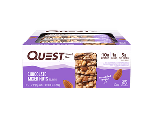 Quest Nutrition Snack Bars 12x43g