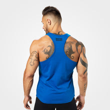 Load image into Gallery viewer, BetterBodies Essentiel T-Back Strong Blue