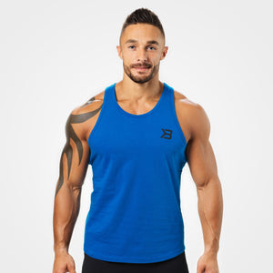 BetterBodies Essentiel T-Back Strong Blue