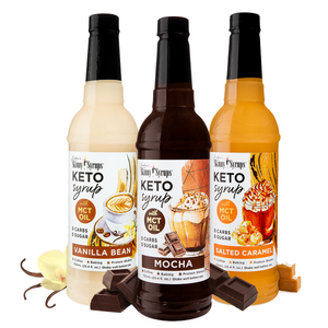 Skinny Syrups KETO with MCT Oil