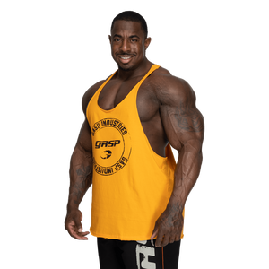 Gasp Stringer Yellow