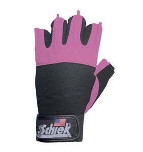Schiek Lifting Gloves Women Pink