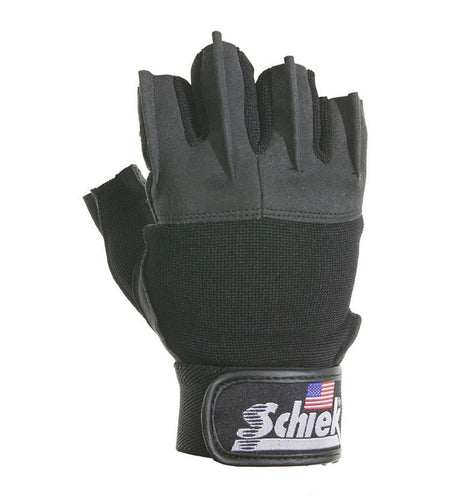 Schiek Lifting Gloves Women Black