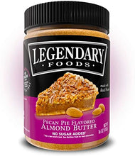 Load image into Gallery viewer, Legendary Foods Almond Butter Spread 12 oz
