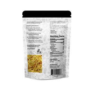 General Nature - Wonder Noodles 0 calories - 396g (packs 2)