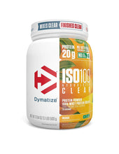 Load image into Gallery viewer, Dymatize Iso-100 Hydrolyzed Clear 1.1 lbs