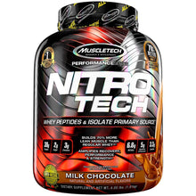 Load image into Gallery viewer, MuscleTech Nitro Tech 4lbs