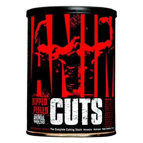 Universal Nutrition Animal Cuts 42 pak