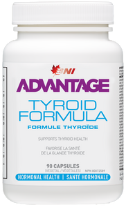 Advantage Thyroid Formula 90 vegecaps