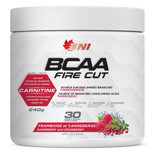 BNI BCAA Fire Cut 240g