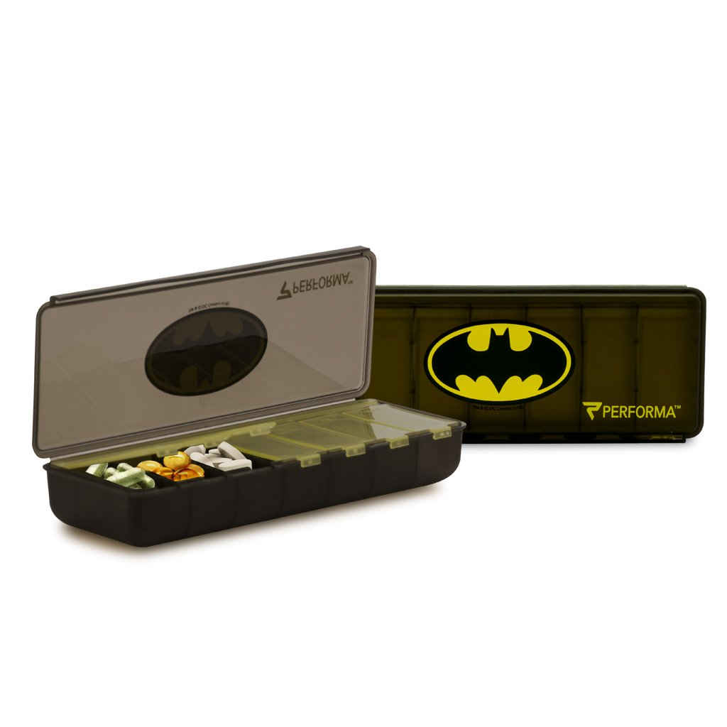 DC Comics Performa Batman Pill Container (7 days)