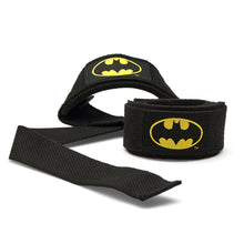 Load image into Gallery viewer, DC Comics Performa Batman Lifting Straps