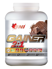 Load image into Gallery viewer, BNI Gainer 2:1 8lbs