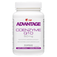 Load image into Gallery viewer, Advantage Coenzyme Q10 90 caps