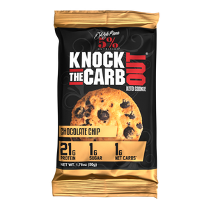 5% Nutrition Knock the Carbs Out Cookie 10x68g