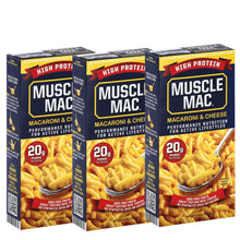 Load image into Gallery viewer, Muscle Mac Mac&Cheese Trio
