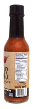 Load image into Gallery viewer, Lola's Fine Hot Sauce Ghost Pepper 150g