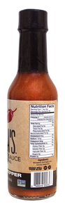 Lola's Fine Hot Sauce Ghost Pepper 150g