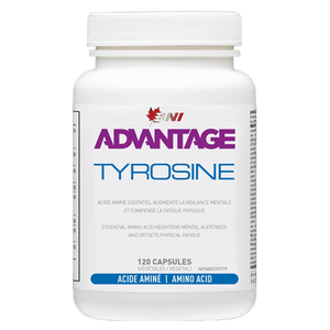 Advantage L-Tyrosine 120 vegecaps