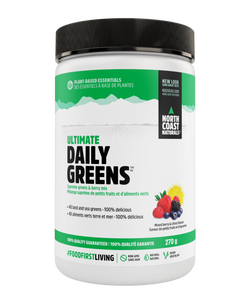 North Coast Naturals Daily Greens 270g