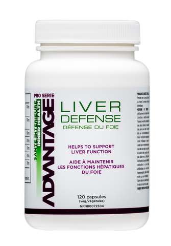 Advantage Liver Defense 120 caps