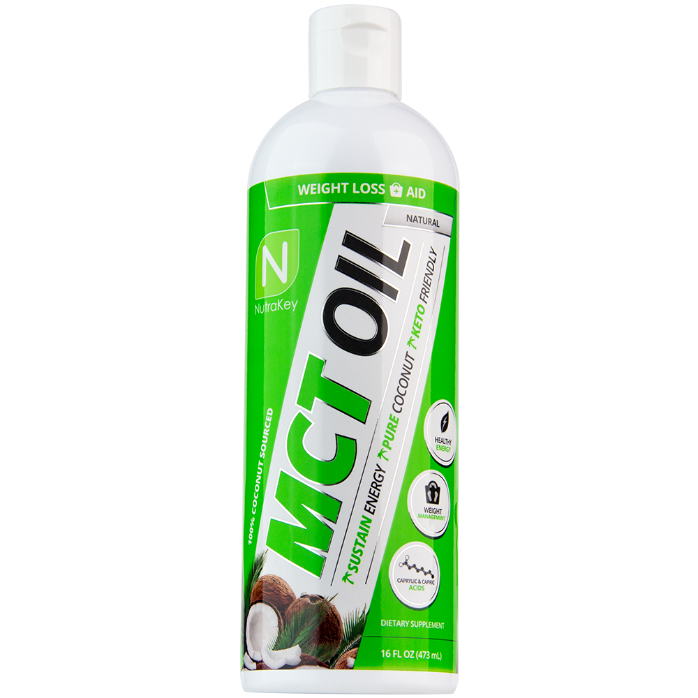 NutraKey MCT Oil 473ml