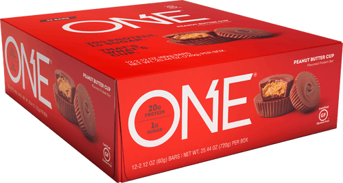 Oh Yeah One Protein Bar 12x60g