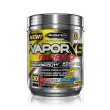 Load image into Gallery viewer, Muscletech Vapor X5 Ripped 181g