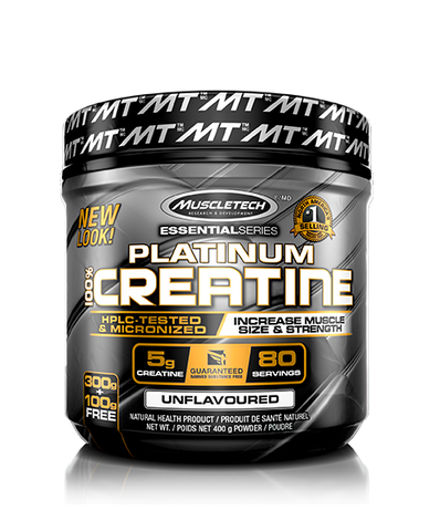MuscleTech Creatine 300+100g