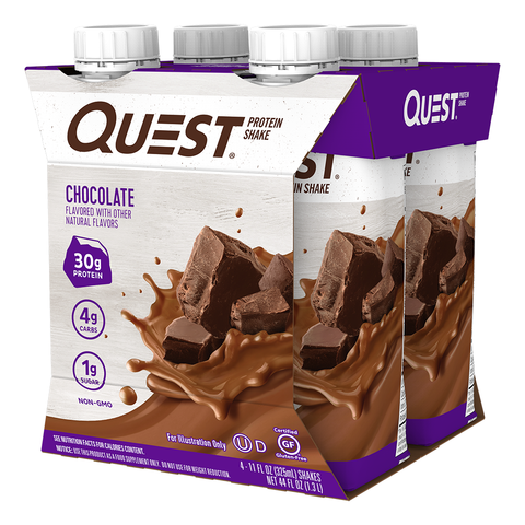 Quest Nutrition - Protein Shake 325ml - Box of 4