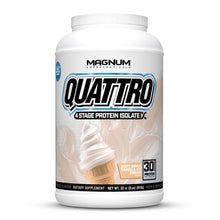 Load image into Gallery viewer, Magnum Nutraceuticals Quattro 2lbs