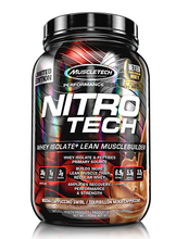Load image into Gallery viewer, MuscleTech Nitro Tech 2lbs